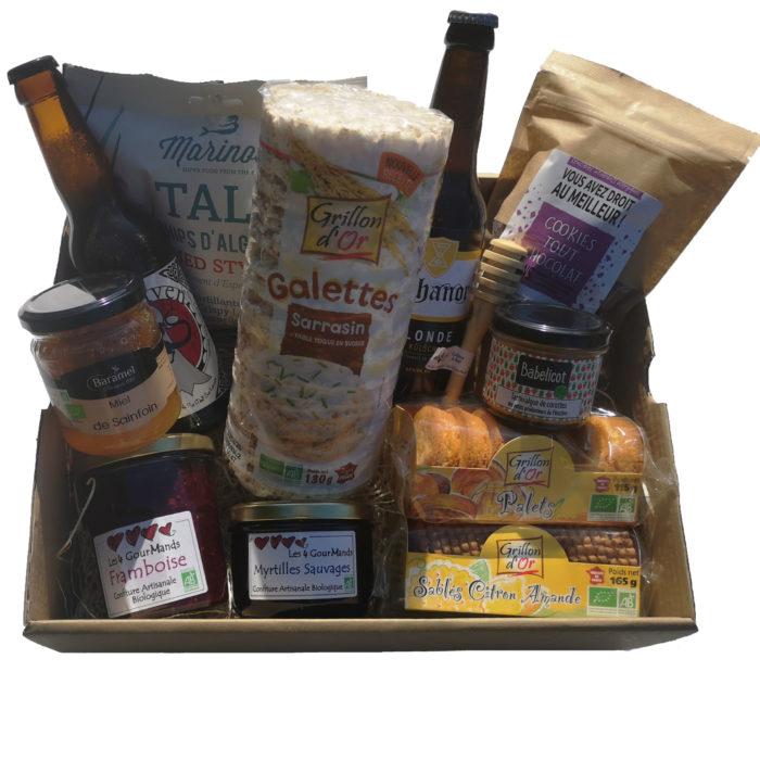 Panier garni produits bretons exemple XXL