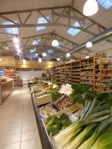 fruits et légumes nature source légumes