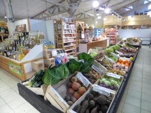 fruits et légumes nature source légumes et pain