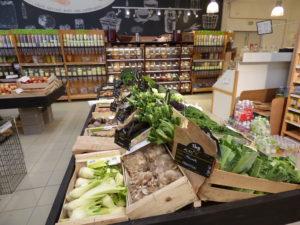 fruits et légumes nature source légumes bio