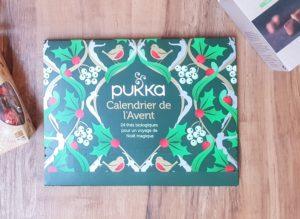notre sélection de calendriers de l'avent 2018 calendrier de l'avent thés et infusions bio de pukka herbs