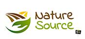Nature Source – Épicerie Verte Logo