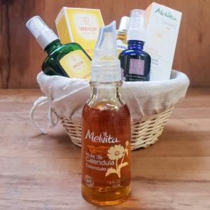 l'huile végétale de calendula bio