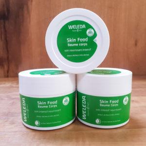skin food baume corps – weleda