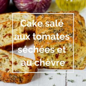 cake salé aux tomates séchées et chèvre crédit photo gretel box