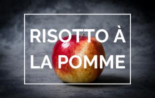 visuel site risotto à la pomme