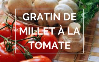 visuel site gratin de millet à la tomate